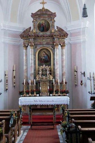 Unser Kirche in Mühlberg