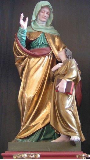 St. Anna, Tettelham