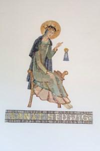 Mosaik Hedwig