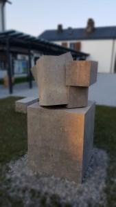 Brunnen Skulptur