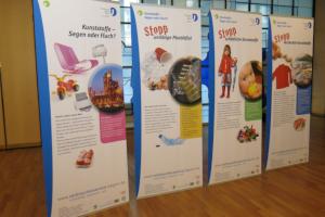 Ausstellung Kunststoffe