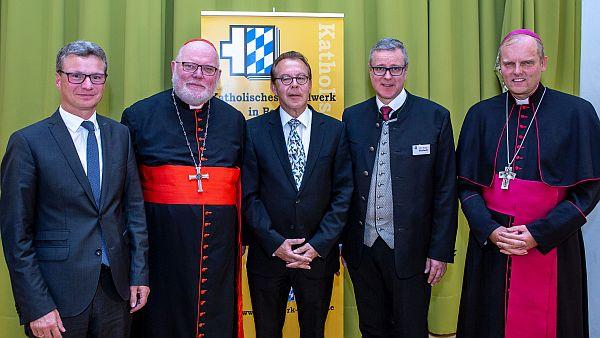 Amteinführung des Direktors des katholischen Schulwerks in Bayern