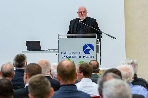Kardinal Marx beim Diözesanen Priestertag 2018