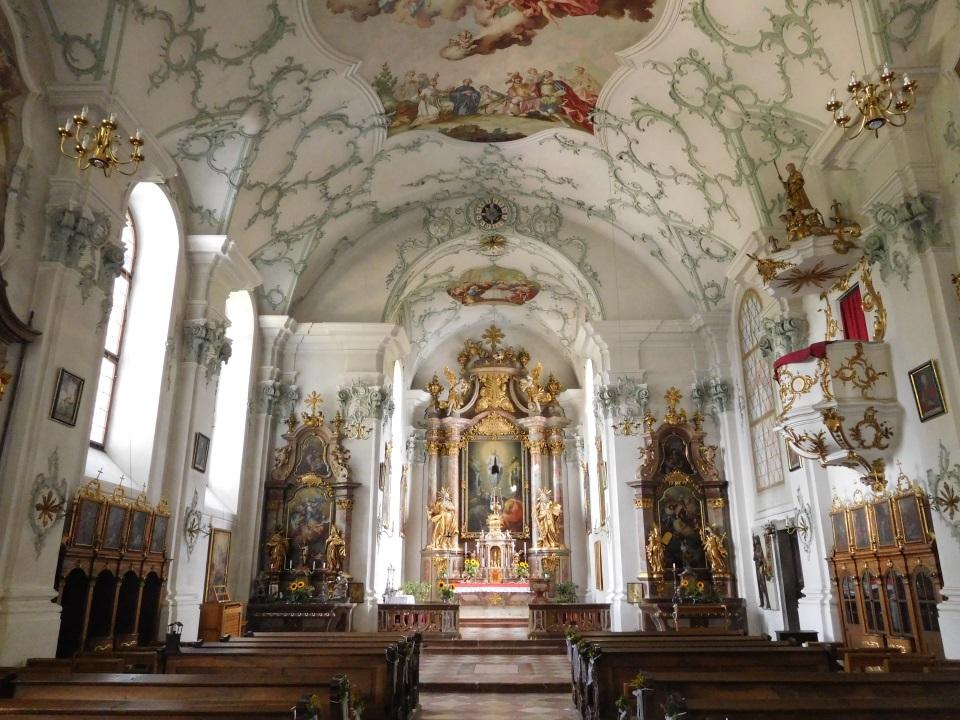 Kirche in Höglwörth