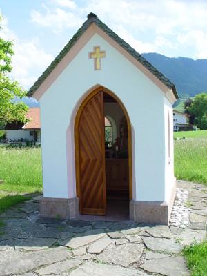 Kapelle der Miesenbacher von außen