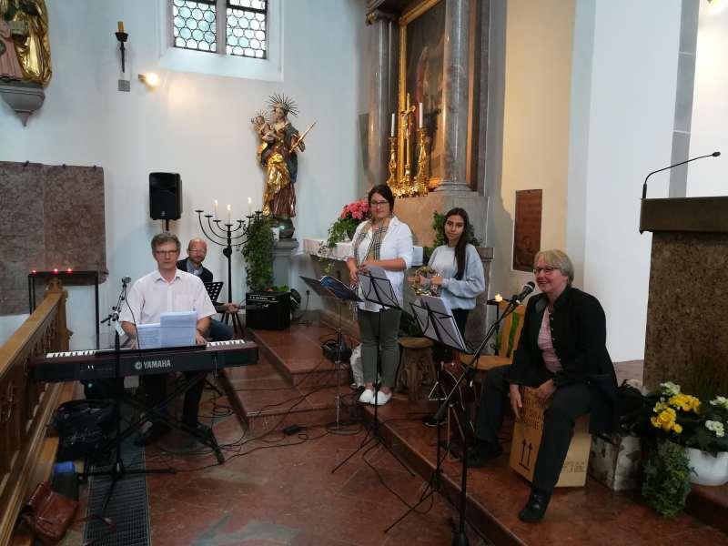 St. Andreas Rhythmusband