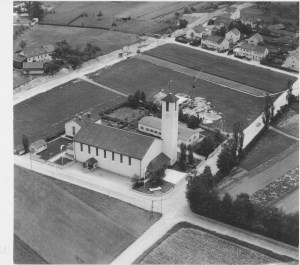 1962 Luftaufnahme