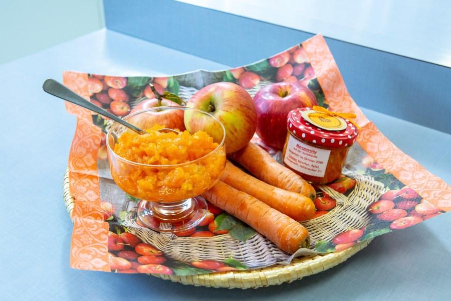 Morgenröte - Karotten-Apfel-Marmelade_3