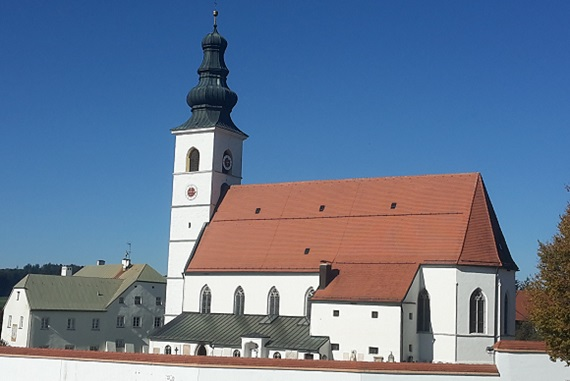 Kirche in Otting- St. Stephanus in