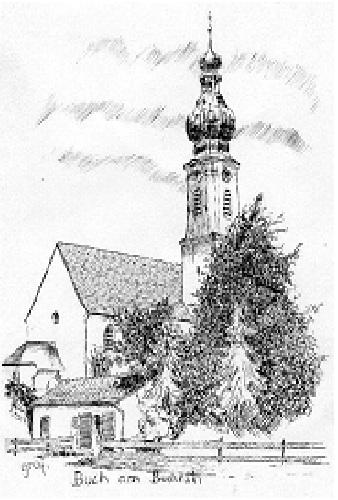 Zeichnung Buch