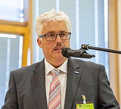 Diözesanratsvorsitzender Hans Tremmel