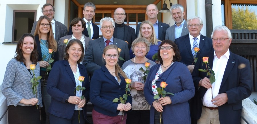 Vorstand des Diözesanrats 2018-2022