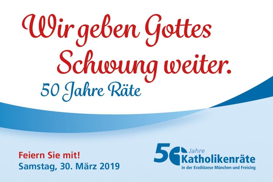Fest der Räte am 30. März 2019