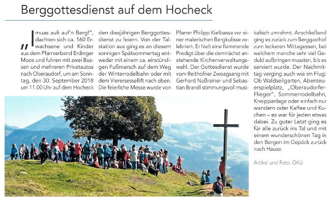 2018-10-12_Pressebericht_Berggottesdienst_PV_Oberdinger_Kurier_03