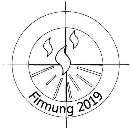 Logo Firmung 2019