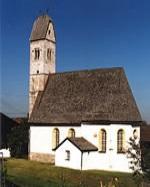 Kirche in Esterndorf