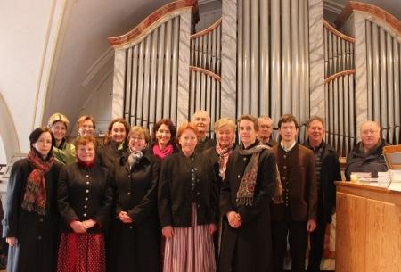 Kirchenchor Neukirchen
