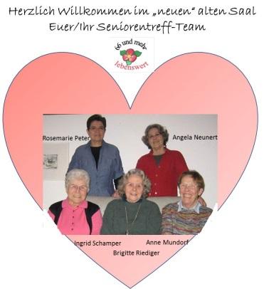 Seniorentreff Team