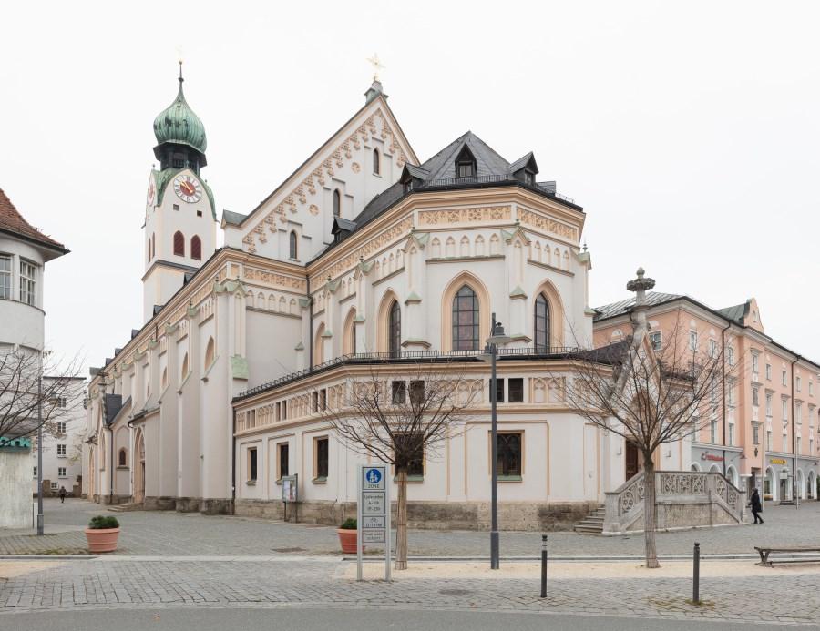Rosenheim, St.Nikolaus