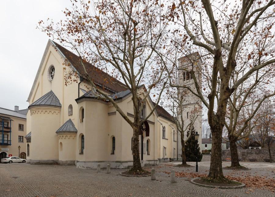 Reichenhall, St.Nikolaus