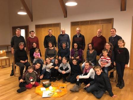 Familienkreise Gruppe