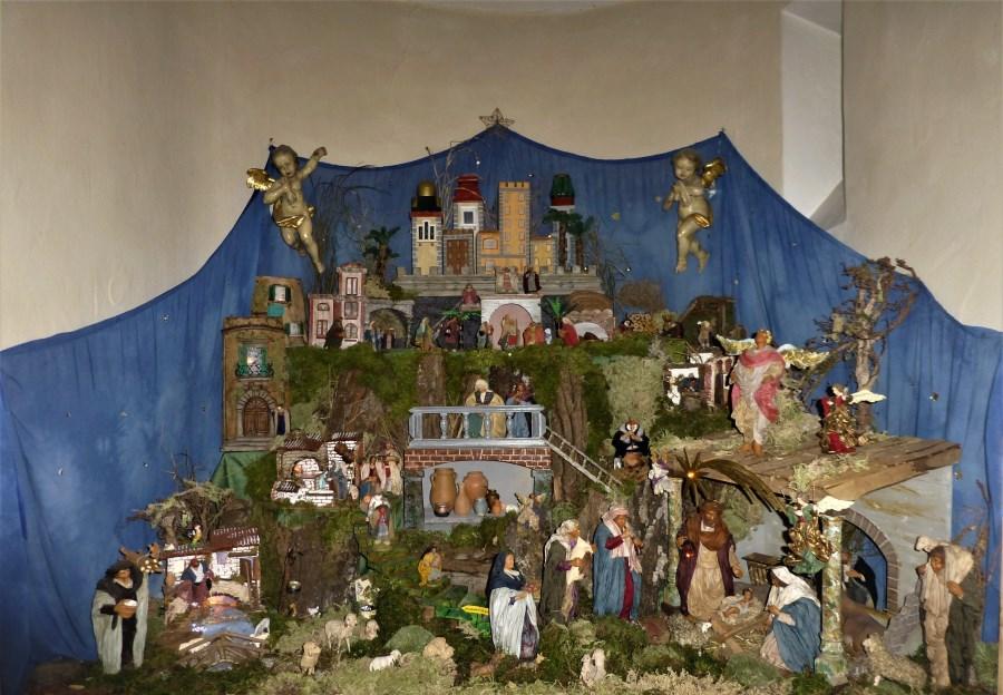Krippe St. Michael