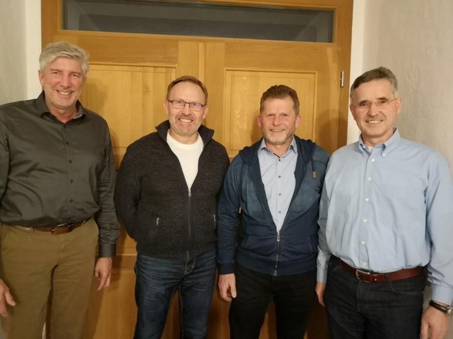 Kirchenverwaltung 2018 Zustorf