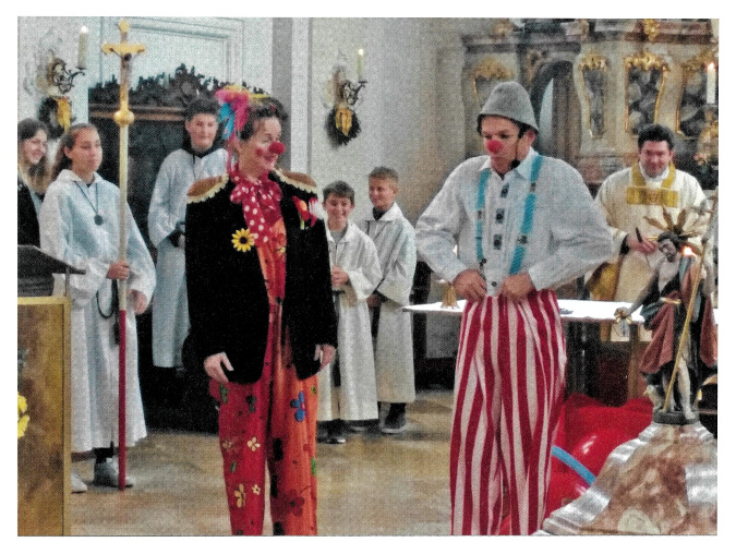 2018-12-07_Pressebericht_Clowngottesdienst_Niederding_Oberdinger_Kurier_03