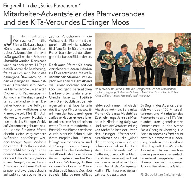 2019-01-11_Pressebericht_Mitarbeiter-Adventsfeier_PV_Oberdinger_Kurier_03