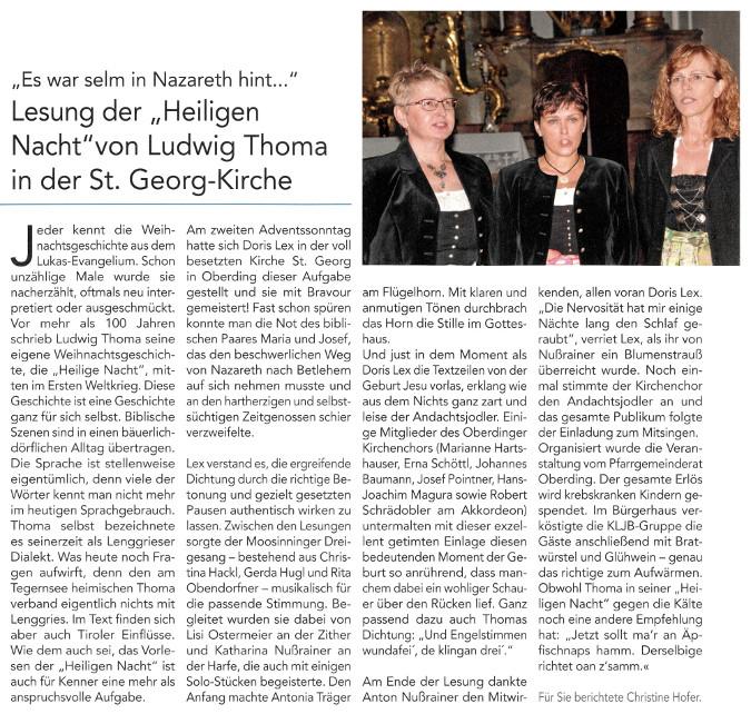2019-01-11_Pressebericht_Lesung_Heilige_Nacht_Oberding_Oberdinger_Kurier_03