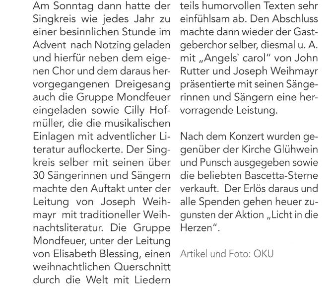 2019-01-11_Pressebericht_Adventsingen_Singkreis_ED_Moos_Notzing_Oberdinger_Kurier_05