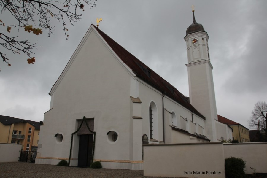 Kirchenrenovierung 06.11.2016<br/>Einweihungsfeier