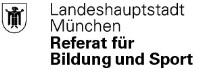 Logo LHS München Referat Bildung und Sport