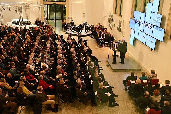 Vortrag von Kardinal Marx beim Empfang des Bistums Dresden-Meißen