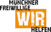 Münchner Freiwillige - wir helfen Logo