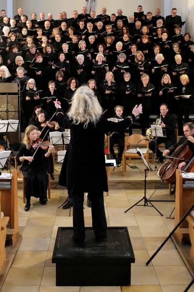 Kirchenmusikerin