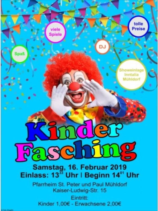 Kinderfasching 2019 neu