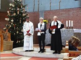 Ökumenischer Gottesdienst am 20.01.2019 in der Ottobrunner Michaelskirche