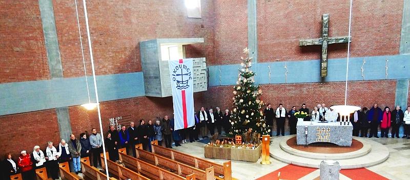 Ökumenischer Gottesdienst in der Ottobrunner Michaelskirche
