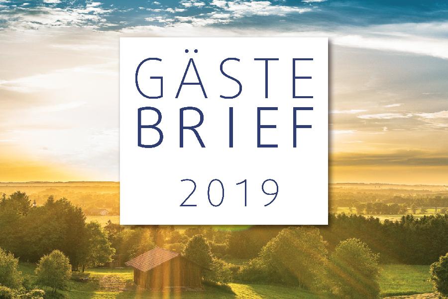 Gästebrief 2019