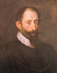 Porträtgemälde Bayernherzog Wilhelm V.