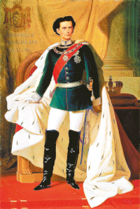 Gemälde Ludwig II.
