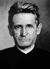 Porträt Pater Rupert Mayer
