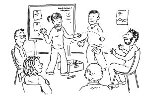 Grafik Studentinnen