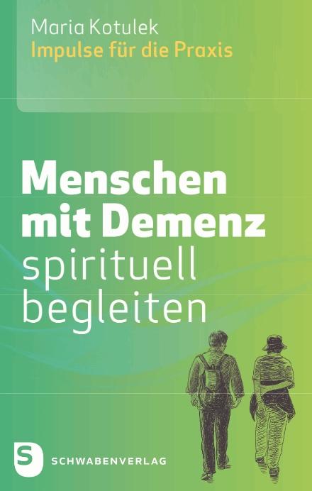 Buchcover Menschen mit Demenz spirituell begleiten