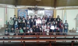 Jugendliche Messe