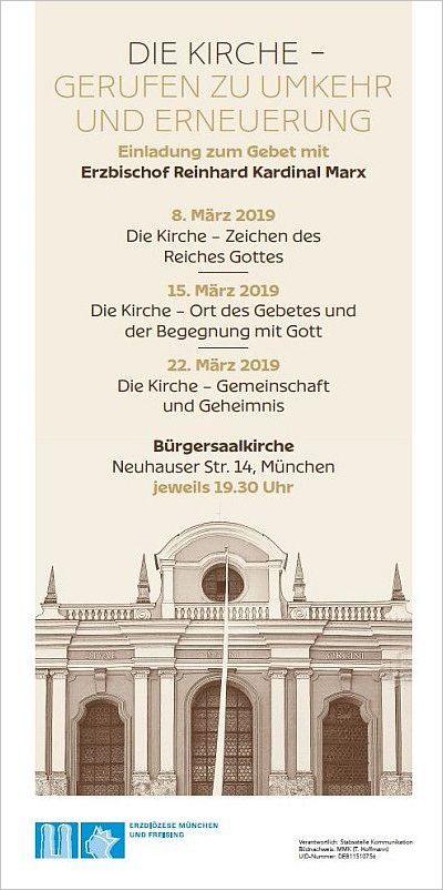 Gebetszeit München
