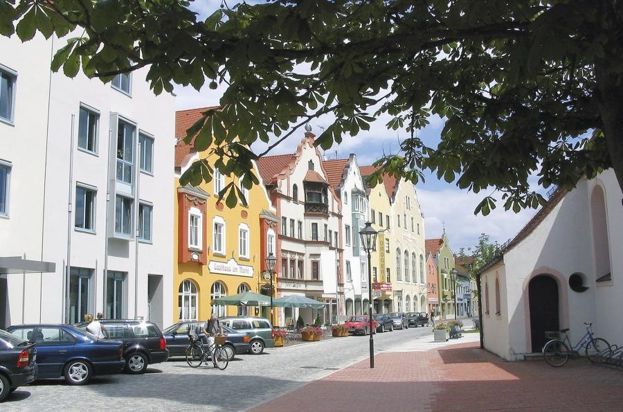 Marktplatz Dorfen