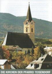 Die Kirchen der Pfarrei Teisendorf - Kirchenführer