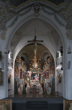 Heiliges Grab Aschau